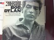 BOB DYLAN Record THE TIMES THEY ARE A-CHANGING